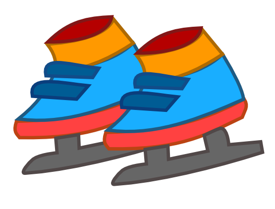 Skateboard shoes clipart vector library download Skate Cliparts | Free download best Skate Cliparts on ... vector library download