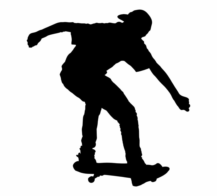 Skater clipart svg transparent stock Skate Png - Skateboard Clipart Free PNG Images & Clipart ... svg transparent stock
