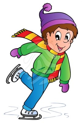 Skating images clipart png transparent library Skating Clipart & Look At Clip Art Images - ClipartLook png transparent library