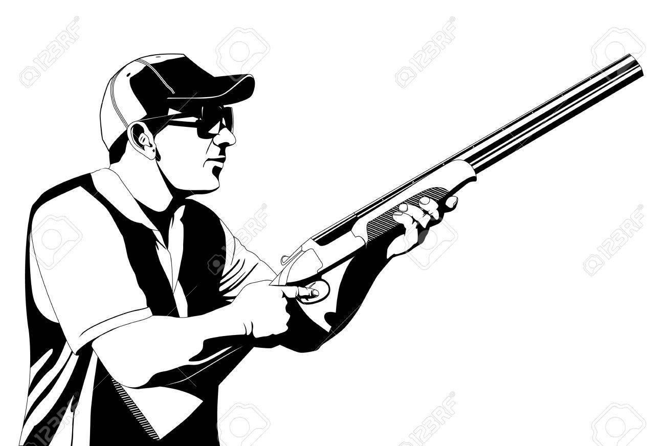 Skeet shooting clipart svg free Skeet shooting clipart free 5 » Clipart Portal svg free