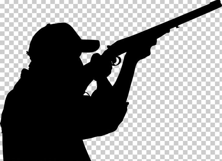 Skeet shooting clipart image download Shooting Sport Hunting Skeet Shooting Silhouette PNG ... image download