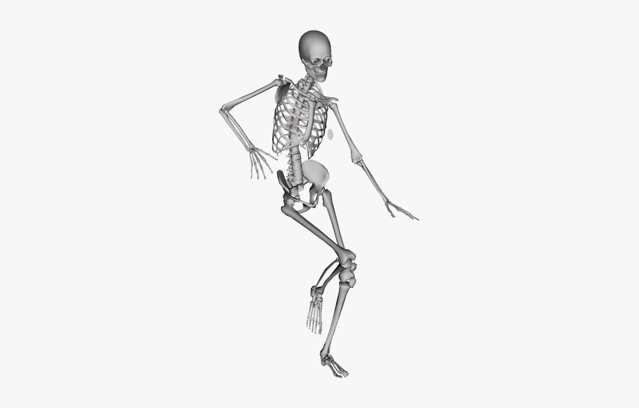Skeleton bone border clipart clip free download Bones Dancing #2594581 - Free Cliparts on ClipartWiki clip free download