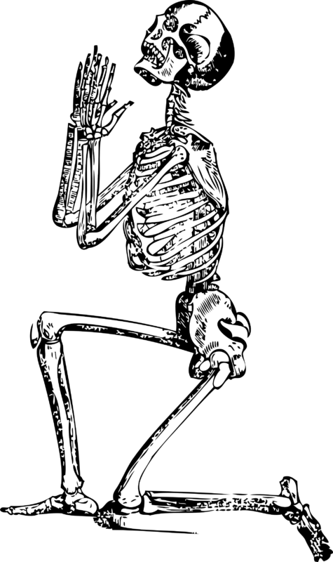 Skeleton clipart halloween vector free stock BEST 50+ Skeleton Clipart Images Free Download 【2018】 vector free stock