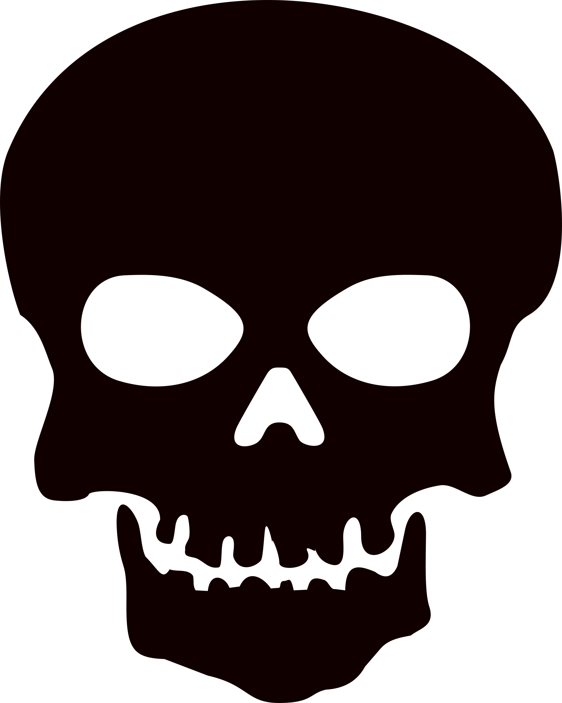 Skeleton faces clipart free Skeleton Head Cliparts - Cliparts Zone free