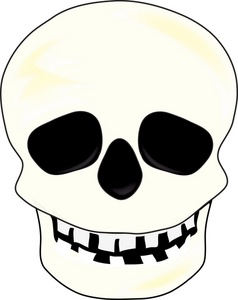 Skeleton head clipart free clipart royalty free library Free Skeleton Skull Cliparts, Download Free Clip Art, Free ... clipart royalty free library