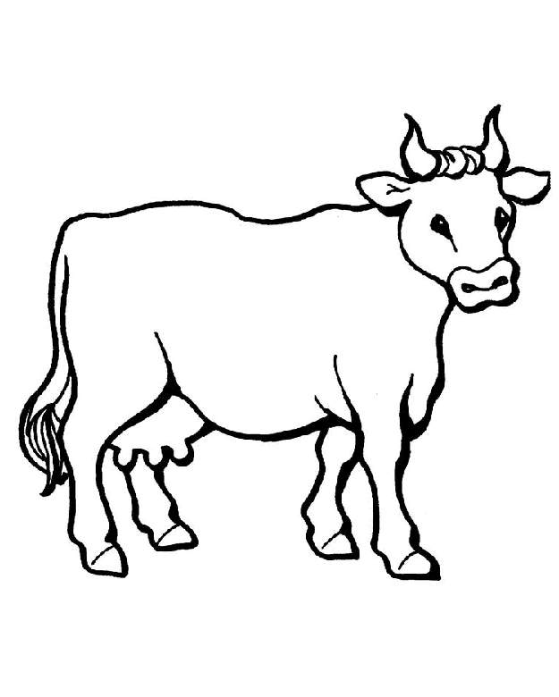 Sketch of cattle clipart banner freeuse library Free Cow Drawing, Download Free Clip Art, Free Clip Art on ... banner freeuse library