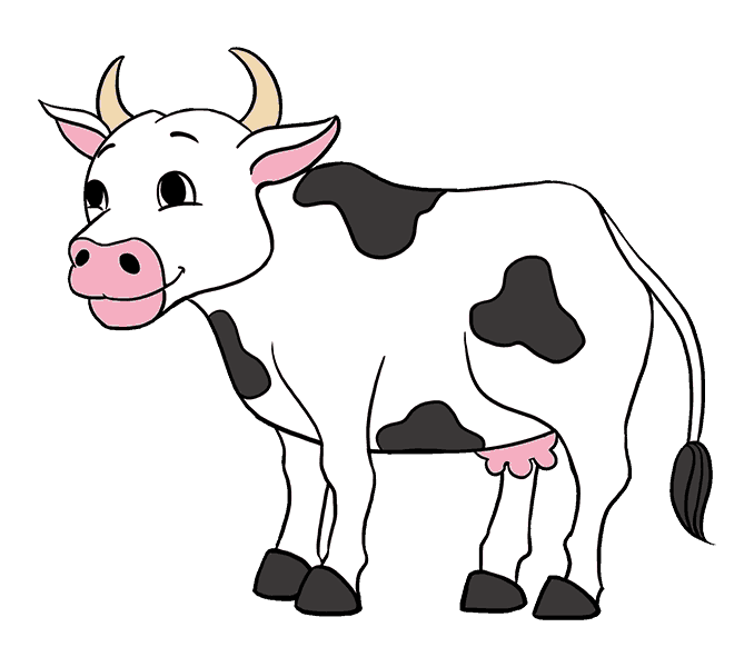 Sketch of cattle clipart clip freeuse stock Longhorn paintings search result at PaintingValley.com clip freeuse stock