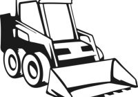Skid stree images clipart image royalty free Free Skid Loader Cliparts Download Clip Art On Elegant ... image royalty free