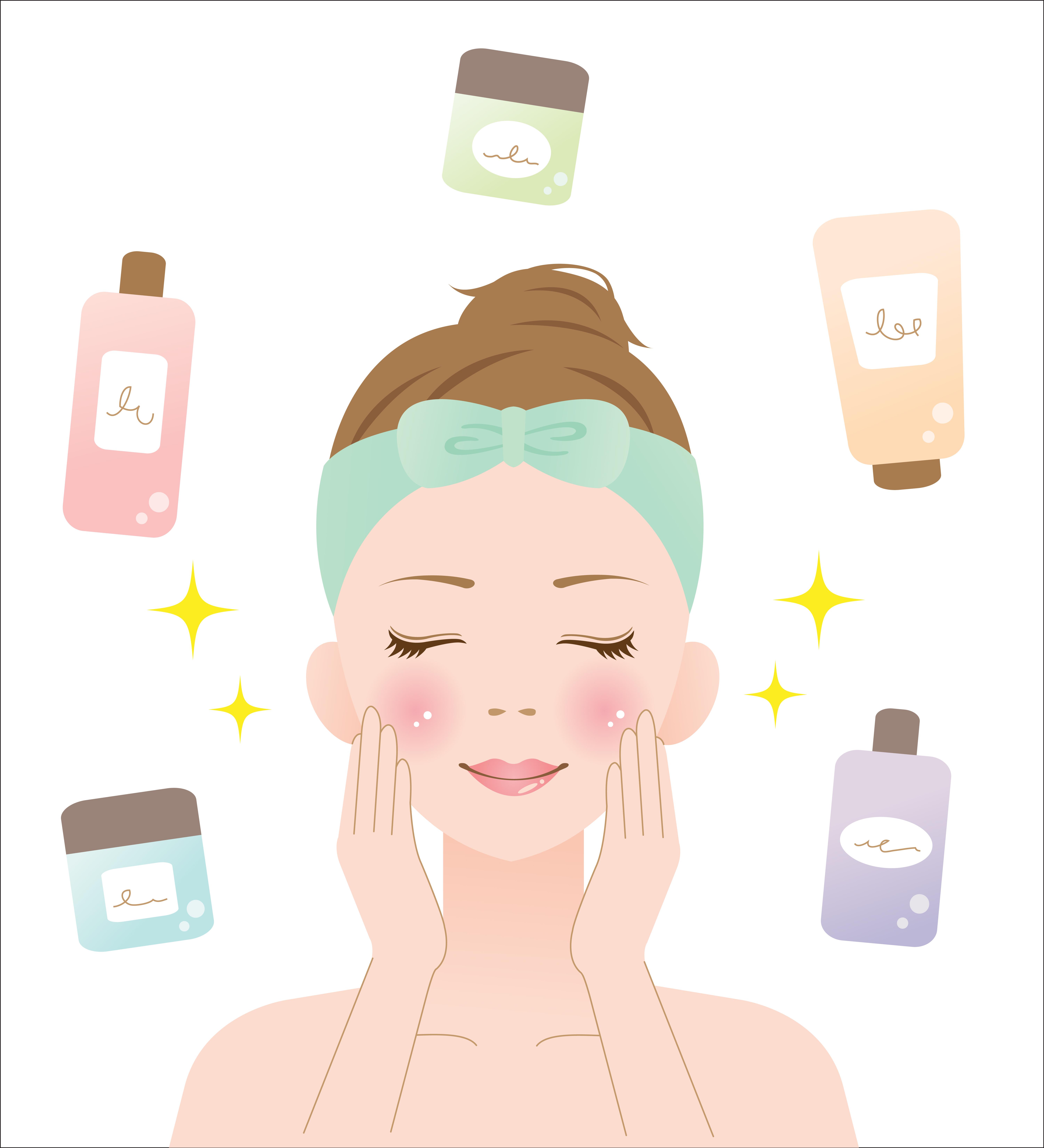 Skin cream clipart graphic Beauty clipart beauty care, Beauty beauty care Transparent ... graphic