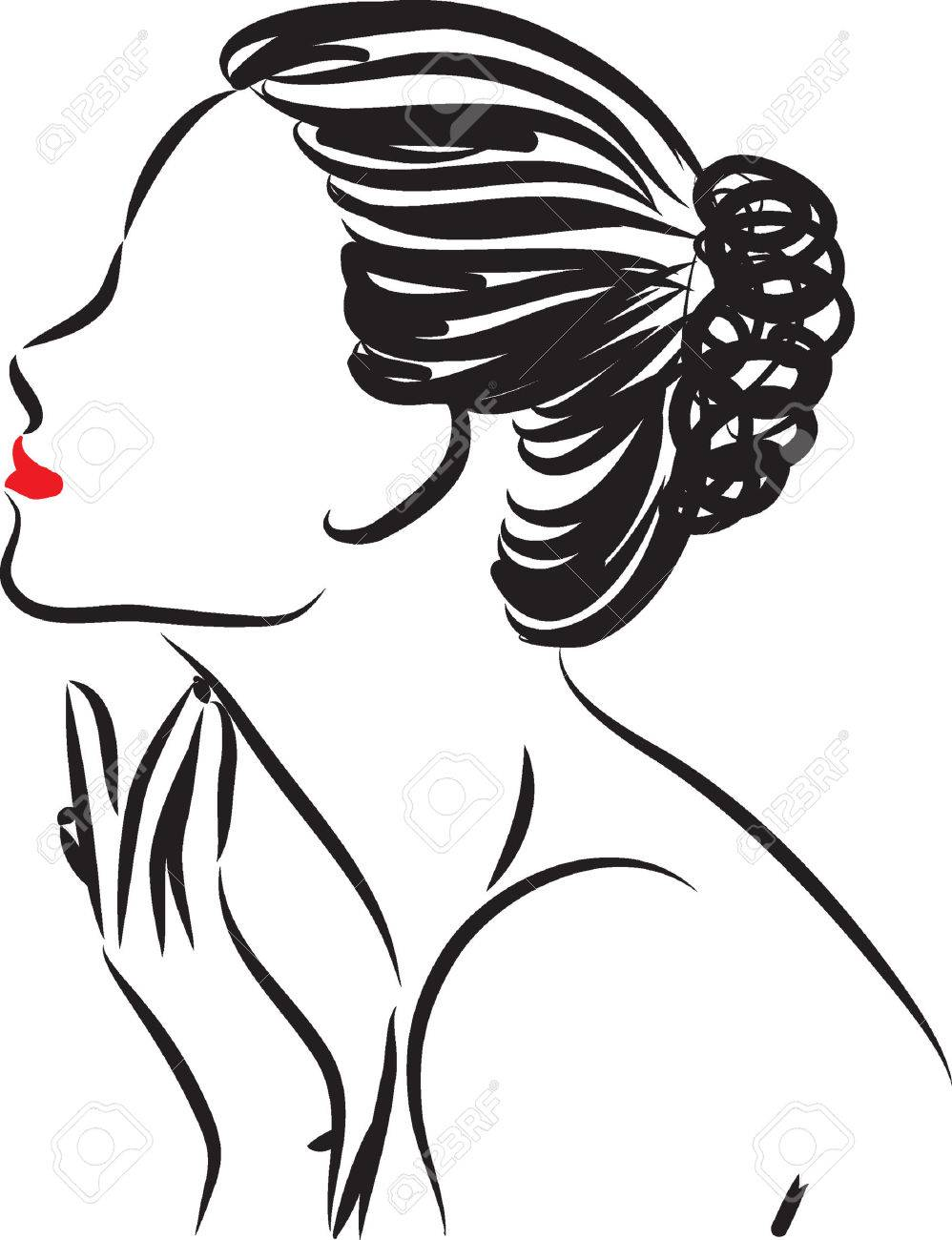 Skin clipart black and white vector freeuse stock Skin clipart black and white 8 » Clipart Station vector freeuse stock