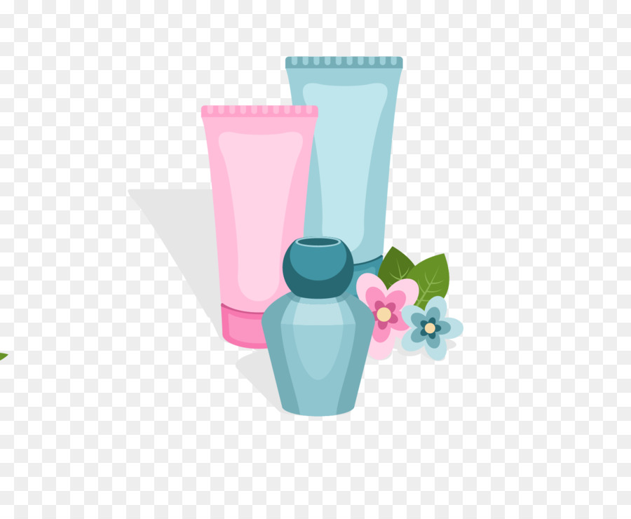 Skincare cartoon clipart png free download Cartoon Material png download - 1544*1255 - Free Transparent ... png free download