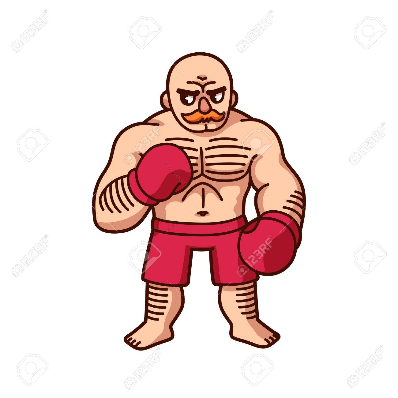 Skinny boxer clipart vector royalty free Free Boxer Clipart boxing man, Download Free Clip Art on ... vector royalty free