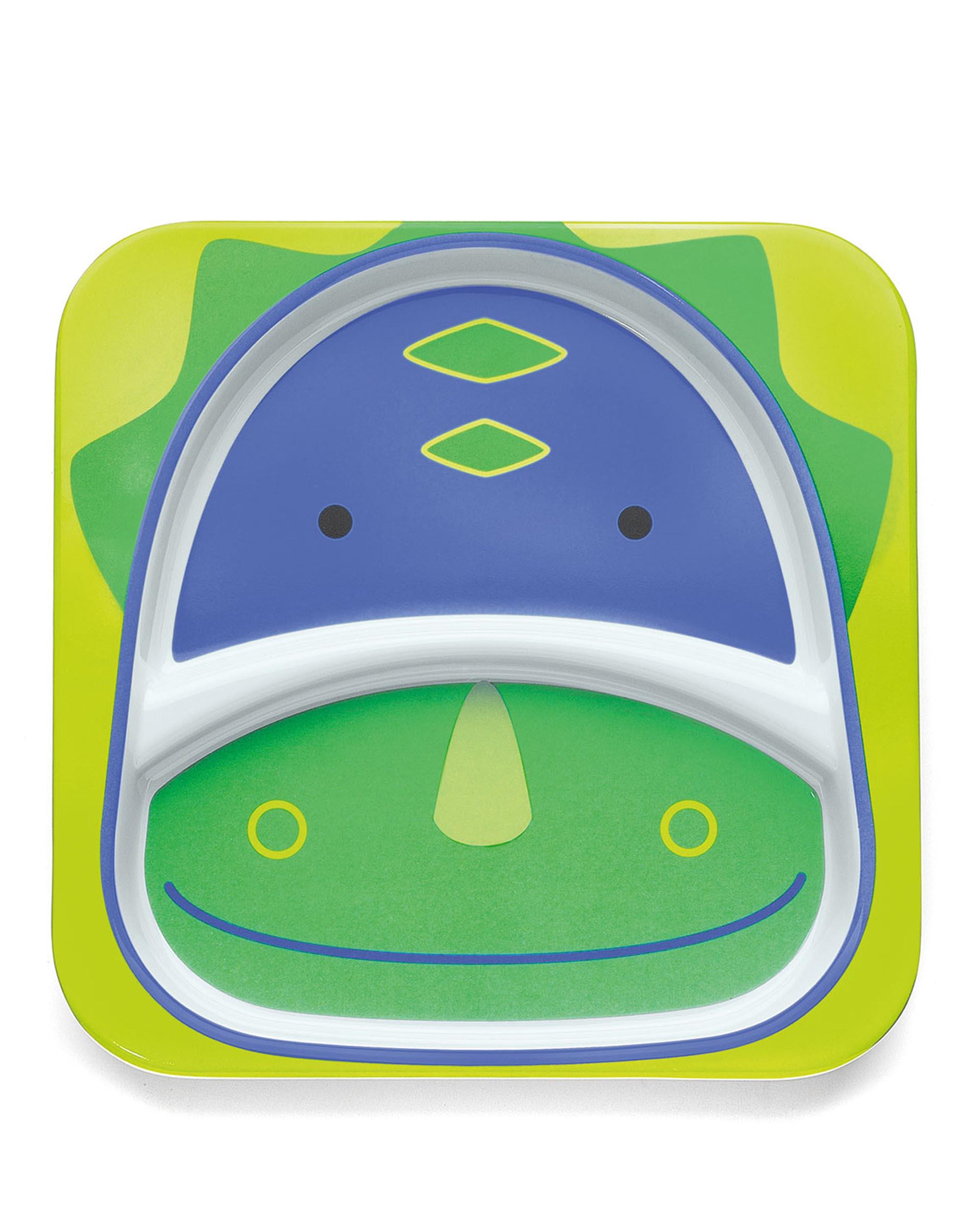 Skip hop logo clipart banner download Zoo Little Kid Plate   skiphop.com banner download