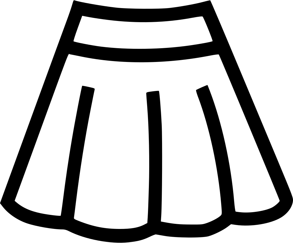 Skirt clipart black and white jpg freeuse library Skirt clipart black and white clipart images gallery for ... jpg freeuse library