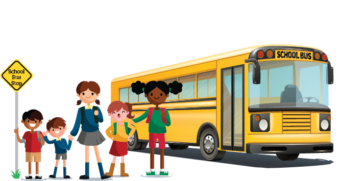Skool bus behavior clipart free download School Bus Conduct | Transportation | Houston County Schools free download
