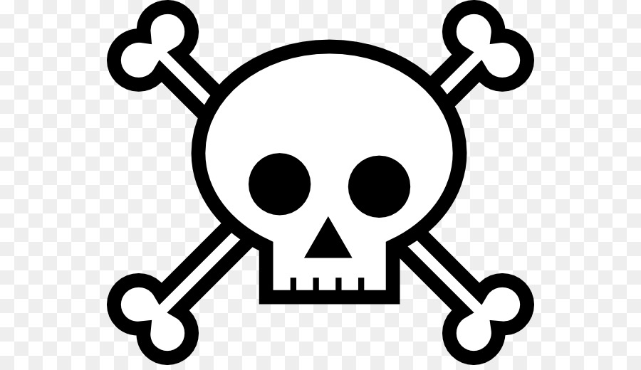 Skull and bones clipart clip art library Skull And Crossbones png download - 600*513 - Free ... clip art library