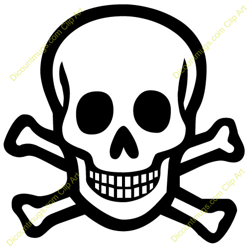 Skull and crossbones clipart image free stock 10+ Skull And Bones Clip Art | ClipartLook image free stock