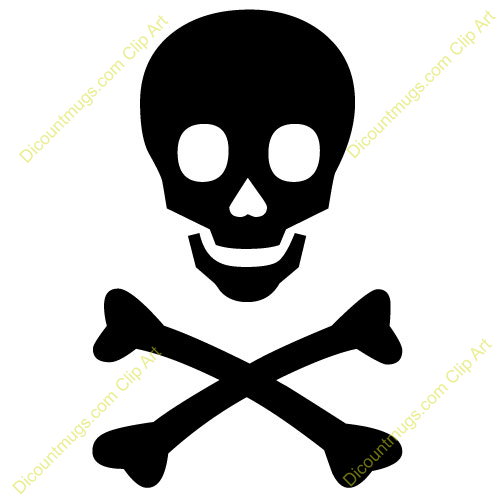 Skeleton crossbones clipart graphic royalty free 42+ Skull And Crossbones Clip Art | ClipartLook graphic royalty free