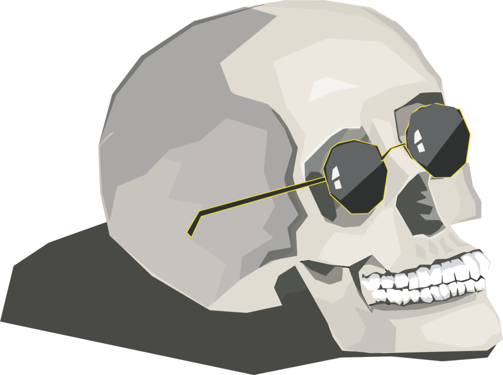 Skull and crossbones with sun glasses clipart graphic freeuse Sunglasses Skull Computer Icons free commercial clipart - Sunglasses ... graphic freeuse