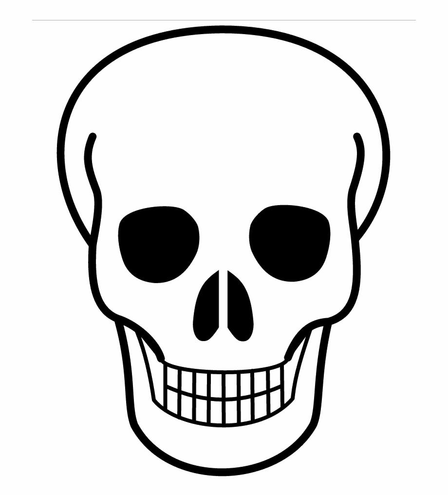 Skull pictures clipart jpg freeuse download Sugar Skull Templates - Skull Clipart Transparent Background ... jpg freeuse download