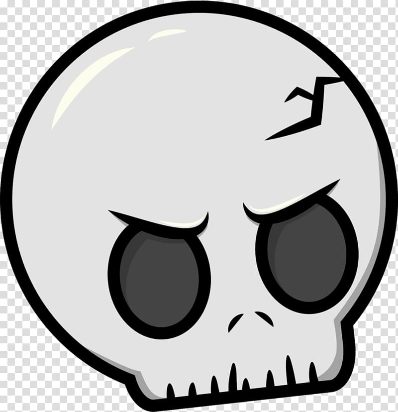 Skull comic clipart picture free download Skull Cartoon Drawing , Cartoon Skull transparent background ... picture free download
