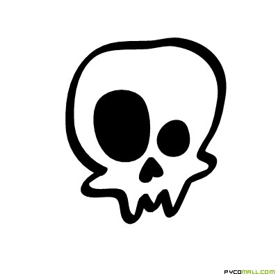 Skull comic clipart png freeuse Free Cartoon Skull, Download Free Clip Art, Free Clip Art on ... png freeuse