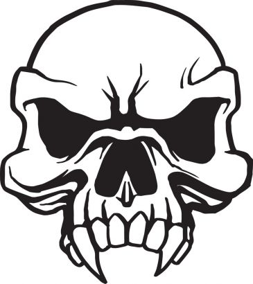 Skull tattoo clipart banner royalty free Free Free Skull Tattoo Designs, Download Free Clip Art, Free ... banner royalty free