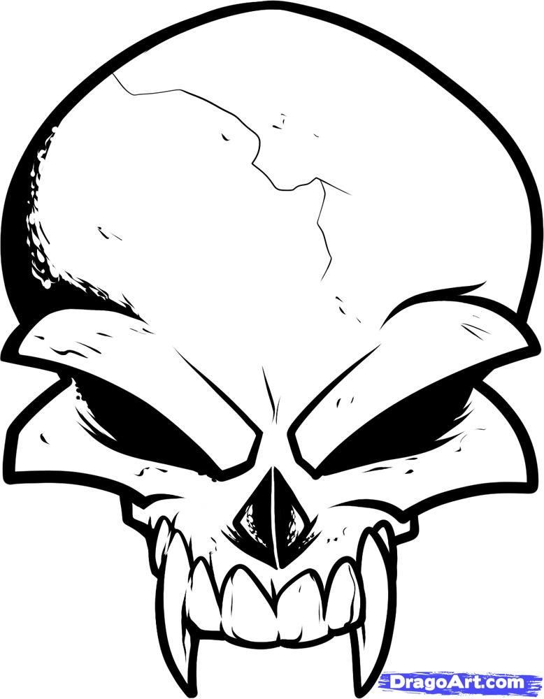 Skull tattoo clipart jpg download Learn How to Draw a Skull Tattoo Design, Skull Tattoo Design ... jpg download