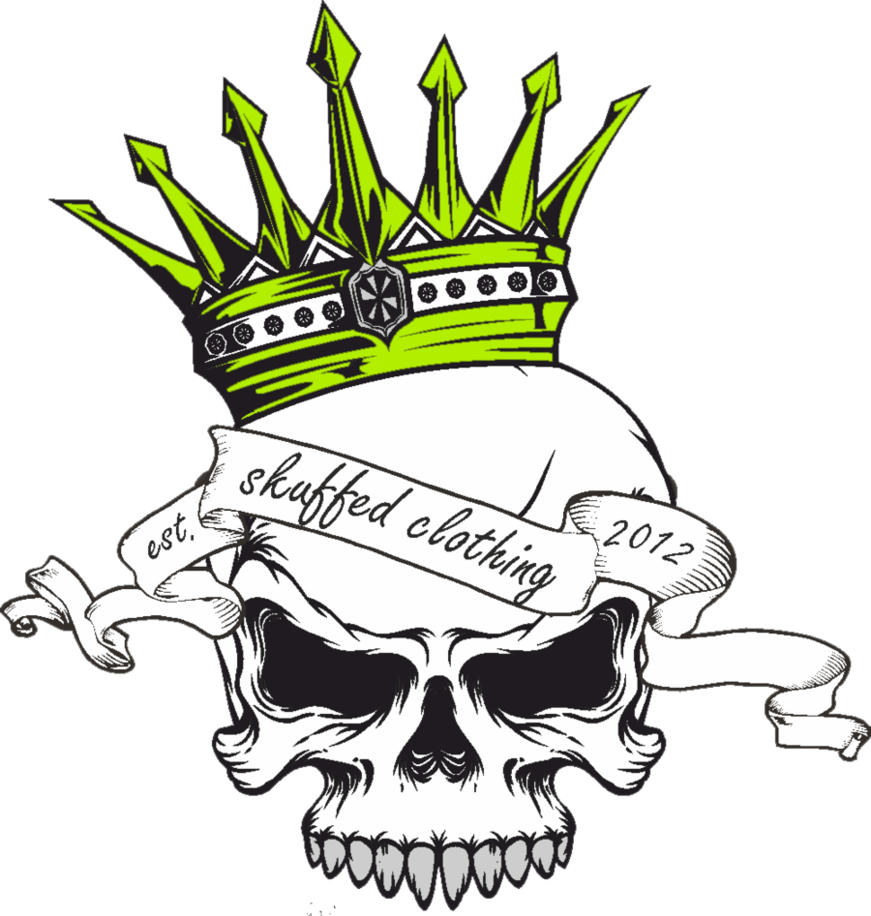 Skull with a king crown clipart clip art download Skuffed Skull and Crown T-shirt and Hoody concept. by DanielDonald ... clip art download