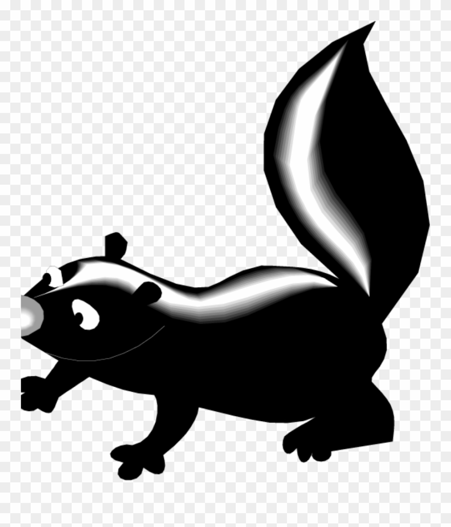 Skunk clipart image freeuse stock Skunk Clipart Skunk Clipart Clipart Panda Free Clipart - Ame ... image freeuse stock