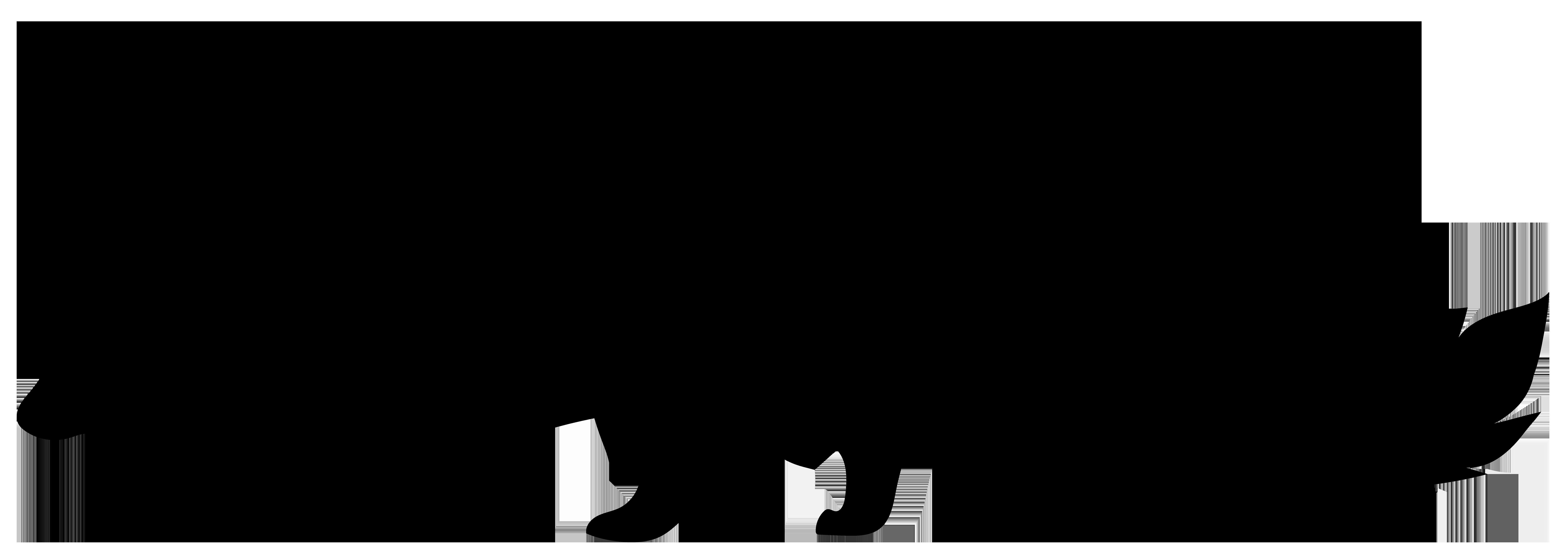 Skunk silhouette clipart vector transparent download Skunk Silhouette PNG Transparent Clip Art Image   Gallery ... vector transparent download