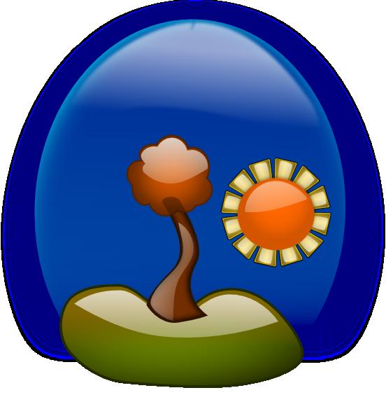 Sun sky clipart royalty free stock Blue Sky Sun Shine Clip Art at Clker.com - vector clip art online ... royalty free stock