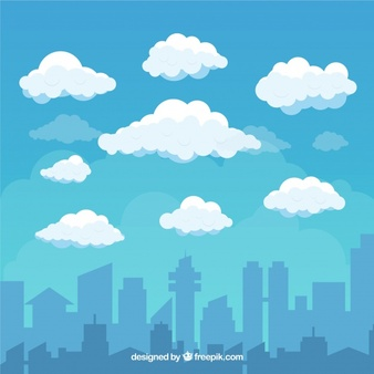 Sky clipart clouds library Clouds Vectors, Photos and PSD files | Free Download library