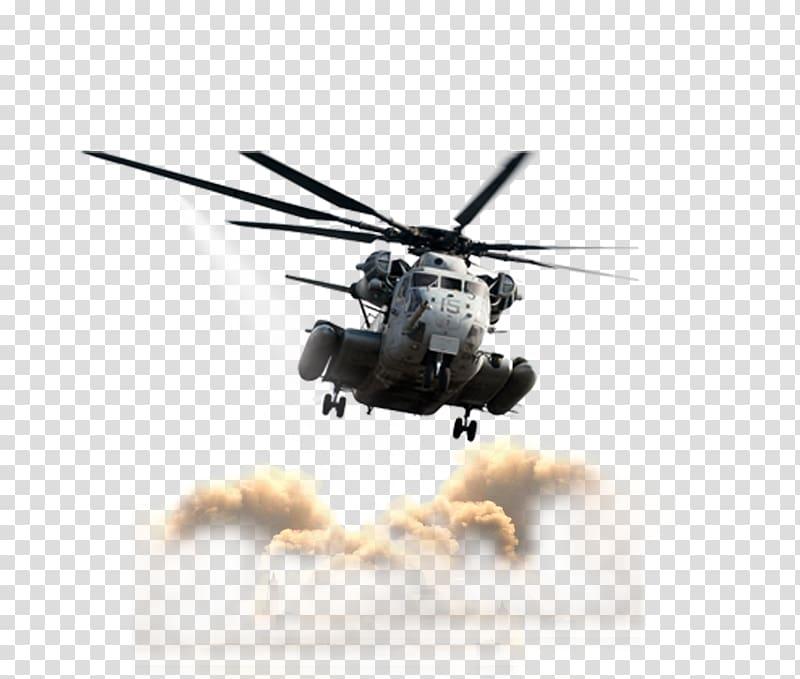 Skycrane clipart transparent download Black and gray helicopter, Sikorsky CH-53K King Stallion ... transparent download