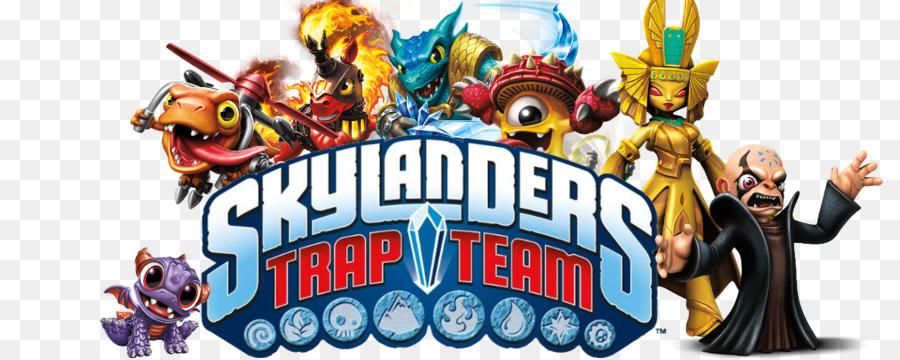 Skylanders trap team clipart transparent stock Skylanders Trap Team Recreation png download - 1190*473 ... transparent stock