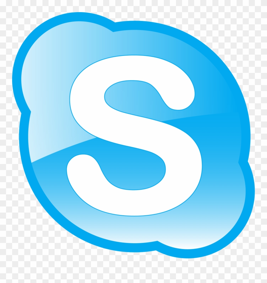 Skype icon clipart transparent image freeuse download Skype Png Images Free Download - Logo Skype Vector Png ... image freeuse download