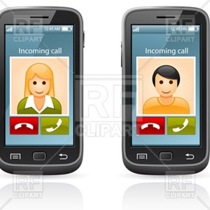 Skype phone clipart graphic royalty free Do you prefer using Skype for calls or normal phone calling ... graphic royalty free