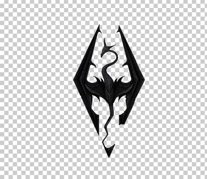 Skyrim clipart svg free download The Elder Scrolls V: Skyrim Logo Decal Video Game Mod PNG ... svg free download