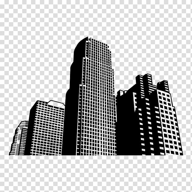 Skyscraper clipart on a white background clip art royalty free stock High-rise building Building Materials , skyscraper ... clip art royalty free stock