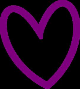 Slanted heart clipart svg free download Slant Heart Outline Clip Art at Clker.com - vector clip art ... svg free download
