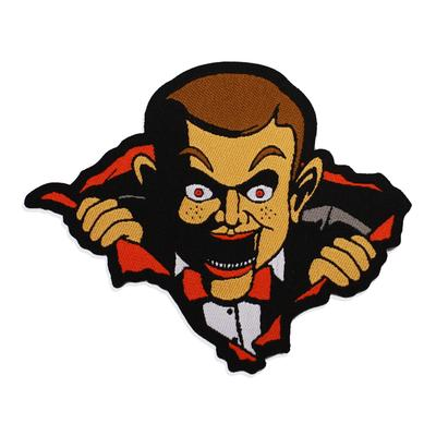 Slappy clipart clip download Goosebumps® Slappy Patch clip download