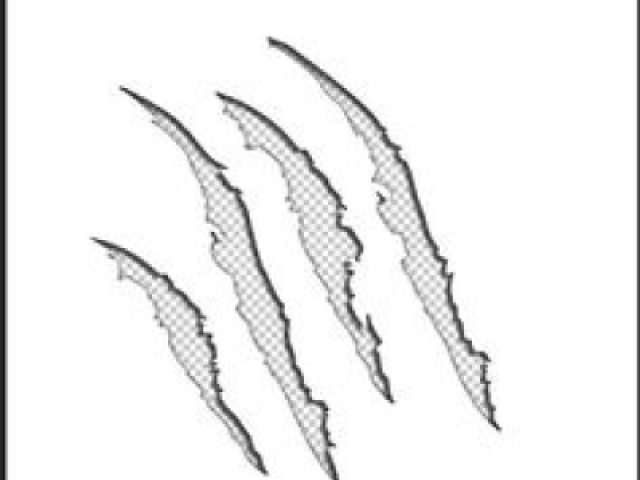 Slashes clipart png library Free Claw Scratch Clipart, Download Free Clip Art on Owips.com png library