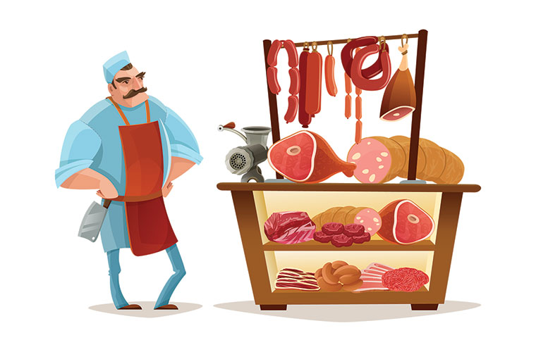 Slaughterhouse clipart picture royalty free Vertically Integrated Meat - Twin Cities Business picture royalty free