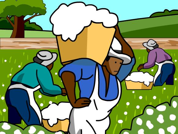 Slaves civil war clipart clipart freeuse stock Civil War Causes - BrainPOP clipart freeuse stock