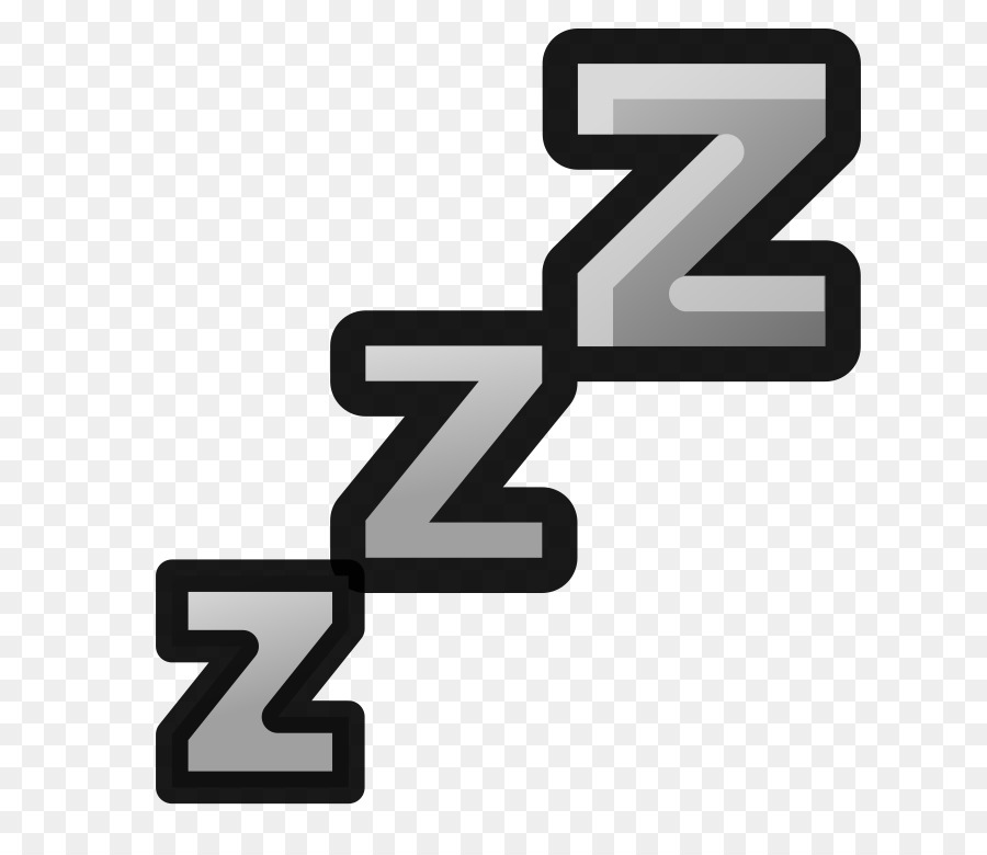 Sleep z-s clipart svg black and white stock Line Logo clipart - Sleep, transparent clip art svg black and white stock