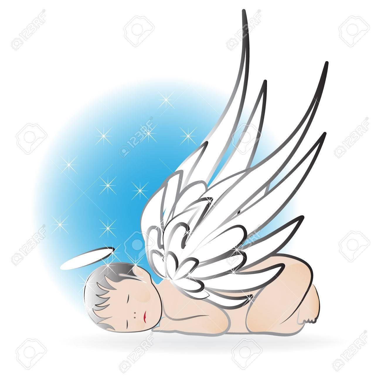 Sleeping baby angel clipart jpg download Sleeping baby angel clipart 5 » Clipart Station jpg download