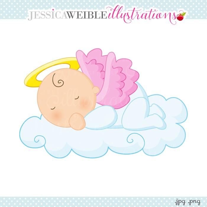 Sleeping baby angel clipart jpg black and white download Sleeping baby angel clipart 10 » Clipart Station jpg black and white download