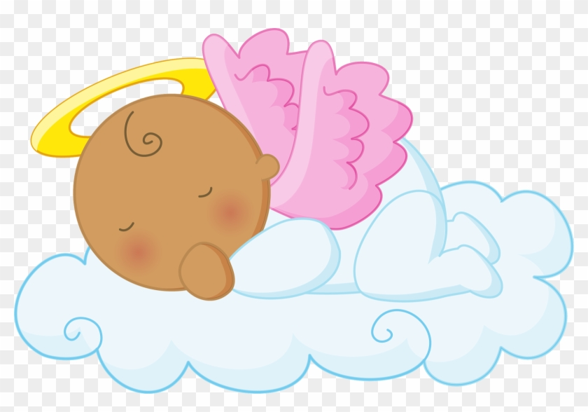 Sleeping baby angel clipart clip transparent Angel Clipart, Baby Dedication, First Holy Communion ... clip transparent