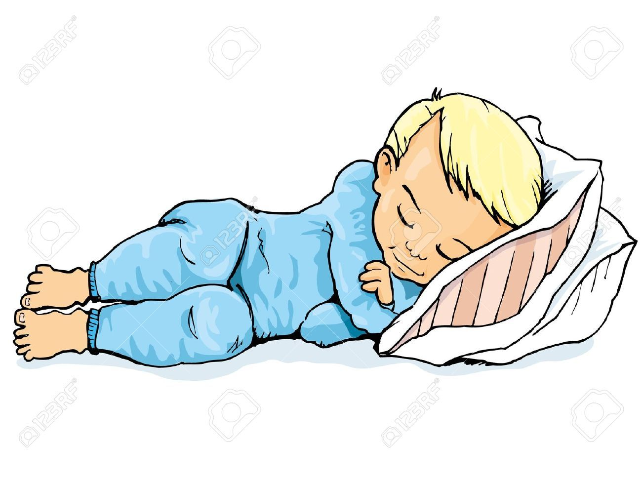 Sleeping boy clipart clipart black and white Sleeping boy clipart 2 » Clipart Portal clipart black and white