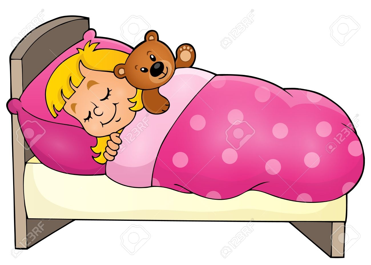 Sleeping children on a couch free clipart jpg free Sleep clipart Beautiful Sleeping Child Theme Image Royalty ... jpg free